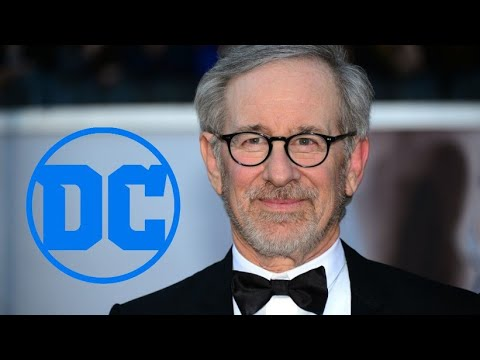 Steven Spielberg Is Directing A DC Film!