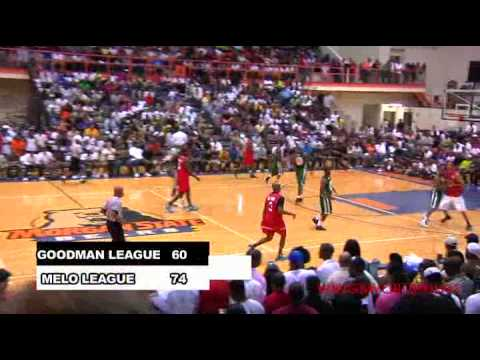 Lebron James, Carmelo Anthony, Kevin Durrant, Chris Paul, Ty Lawson & More :2011 Summer Lockout Game