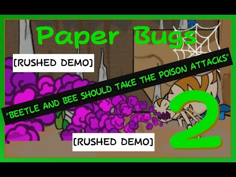 [PBA/2] Paper Bugs Demo - Snakemouth, Then...? (Fanmade Music, Text Commentary)