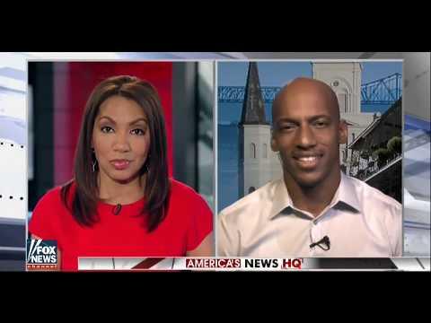 Ameer Baraka On Fox  Discusing Chicago Violence
