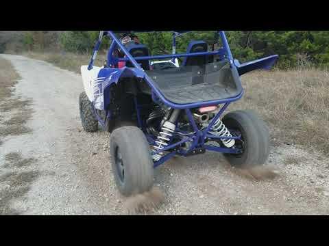 Yamaha yxz 1000r first drive