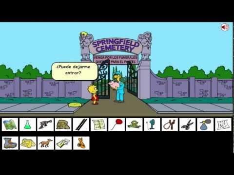 Solución Lisa Simpson Saw Game