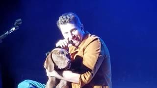 Brett Eldredge & Edgar *You Are My Sunshine* Bloomsburg Fair 9/29/18