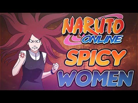Naruto Online | Recruiting Habanero Kushina, Angel of God Konan PVE Goddess