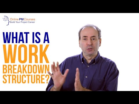 What Is A Work Breakdown Structure - WBS? PM In Under 5
