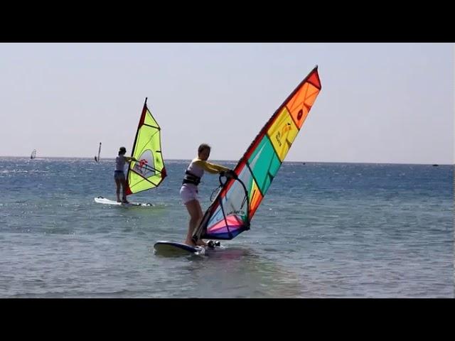 Windsurfing beauties. Ноябрь 2011 г.