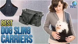 10 Best Dog Sling Carriers 2018