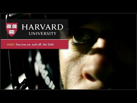 Harvard Football: Success On, And Off, The Field