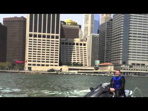 Jet Skiing Manhattan
