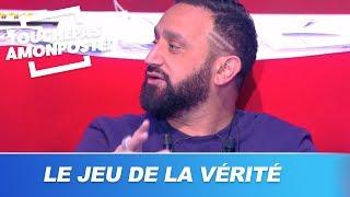 Cyril Hanouna joue au jeu de la vérité : Yann Barthès, TF1, les polémiques...