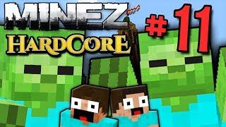 Minecraft MineZ HC #2! - Part 11 (BEWARE THE GIANTS!)