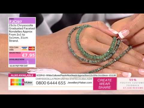 The Royal Creations Show - JewelleryMaker LIVE (am) 29/07/2015