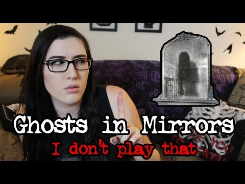 Ghost in the Mirror (Storytime!)