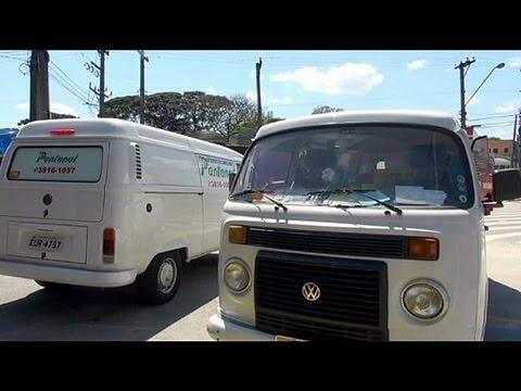Volkswagen говорит микроавтобусу Т2