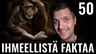 50 IHMEELLISTÄ FAKTAA MAAILMASTA #42