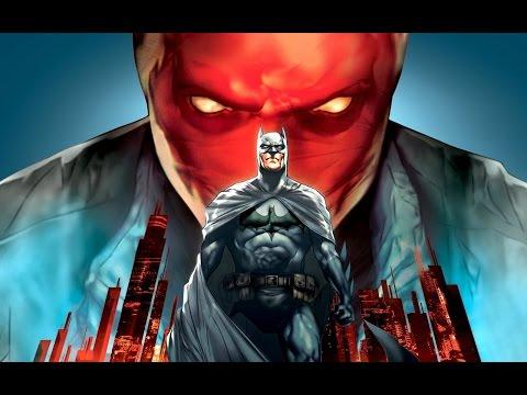 Batman Under The Red Hood [AMV] ~ Already Over