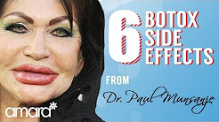Botox side effects - 6 common side effects of Botox