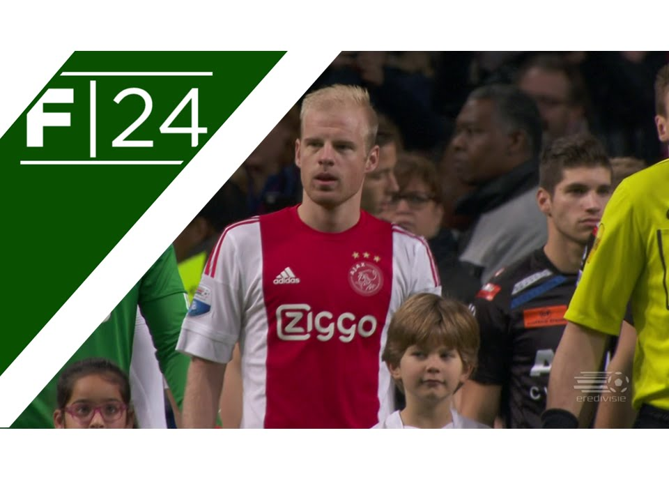 Highlights I Ajax 2-1 De Graafschap