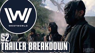 [Westworld] Season 2 Trailer Breakdown | S2 Extended Promo HBO