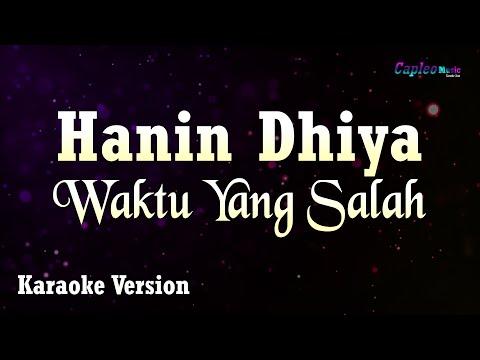 hanin-dhiya---waktu-yang-salah-(karaoke-version)