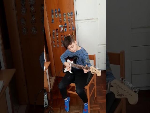 Scuola di Musica Gastone Bini Pisa - Contro il Covid 19 - Karim