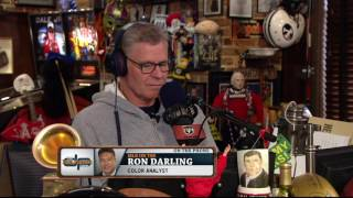 Ron Darling on Big Papi's last game and HOF first ballot chances (10/11/16)