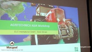 #AgritechnicaAsia2017 - DLG Italia - Villa Maschio Dec5-'16