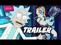 Rick and Morty Season 3 Trailer and Episode Details Breakdown