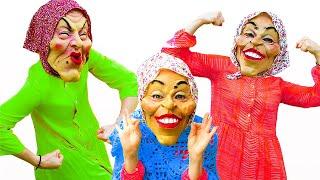 Няня и забавная история для детей | Правила поведения для детей