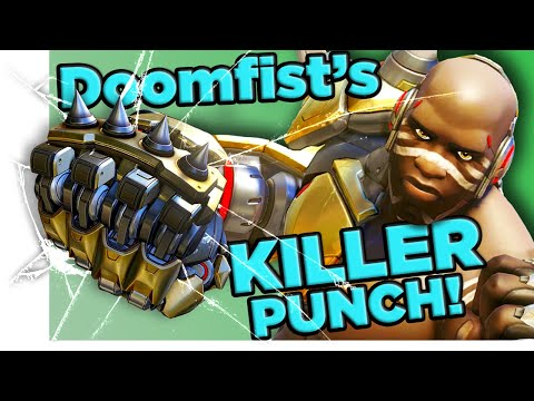 Thumbnail: The DEADLY Physics of Doomfist! | The SCIENCE!... of Overwatch