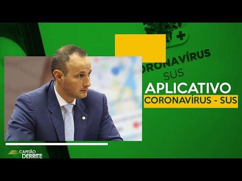 Aplicativo Coronavírus-SUS