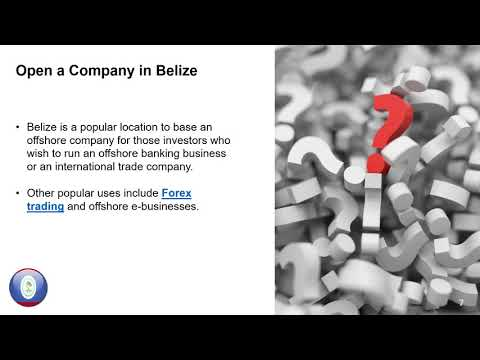 Open an Offshore Company in Belize vs BVI
