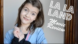 La La Land: A Movie Review By 8-year-old MissObservation