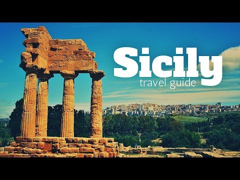 SICILY Travel Guide, 5 best places in sicily italy that you must visit !!