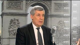 """""""Français de souche"""": une expression """"détestable"""" selon Henri Guaino"""