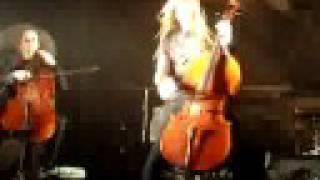 Apocalyptica Refuse/Resist (live)