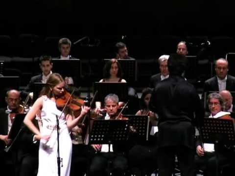 Laura Marzadori: Mendelsshon - Concerto per violino op. 64 (II)