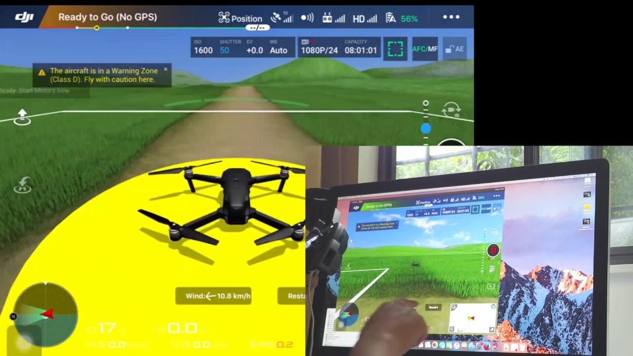 DJI flight simulator? | DJI FORUM