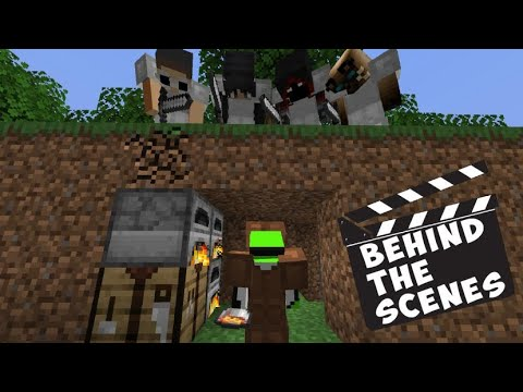 Dream - Minecraft Manhunt Extra Scenes (4 Hunters Finale)