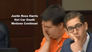 Justin Ross Harris Hearing Part 2 10/12/15