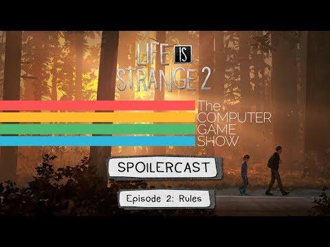 Life is Strange 2 Spoilercast - Episode 2: Rules thumbnail