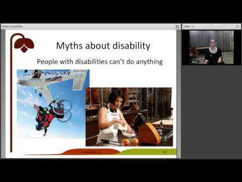 What is Disability