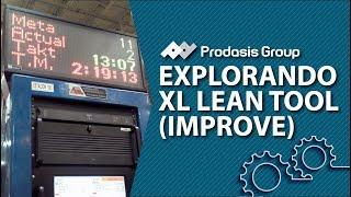 Explorando XL Lean Tool: Reportes de Improve