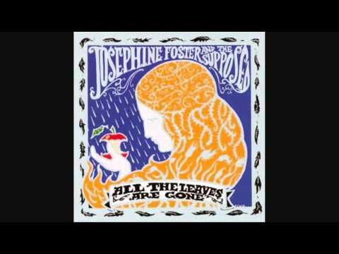 Josephine Foster And The Supposed - All The Leaves Are Gone