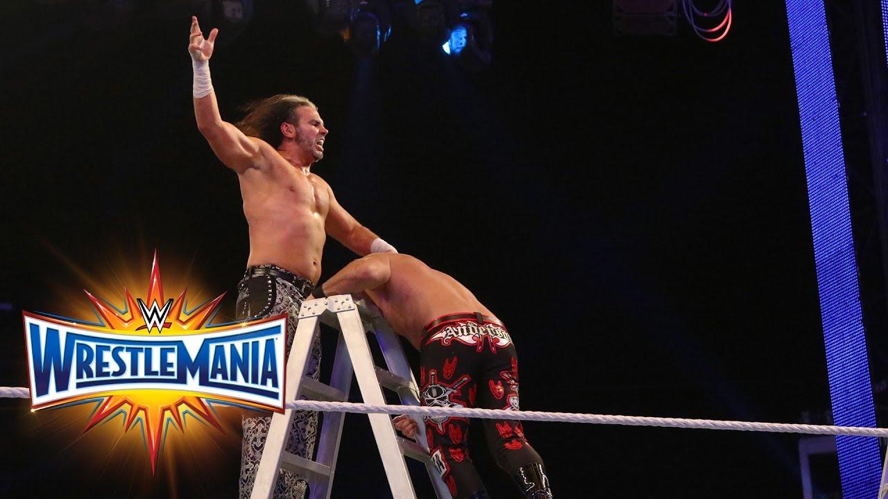 Download Fatal 4-Way Raw Tag Team Title Ladder Match: WrestleMania 33 (WWE Network)