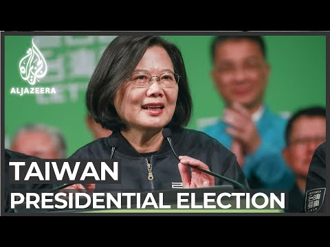 What challenges will Taiwan's re-elected President Tsai face?