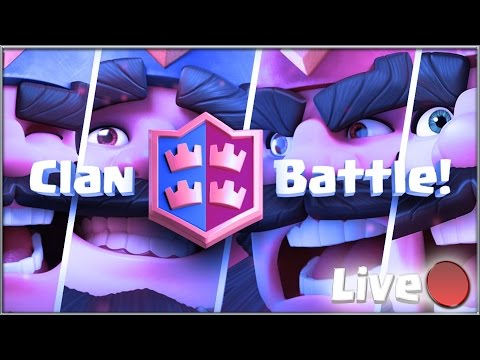 🔴 ON EXPLOSE TOUT EN 2 VS 2 AVEC LES FRANCE ALL-STAR / CLASH ROYALE