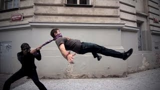One of High On Life's most viewed videos: Epic Parkour Chase In Europe