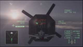 Ace Combat 5 - The fun way to take down the SOLG