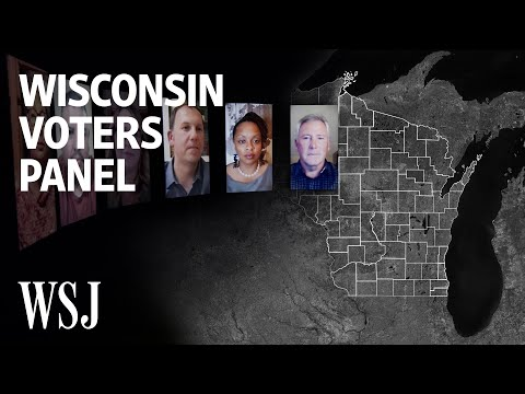 Six Wisconsin Voters Discuss Police, Virus Response | WSJ